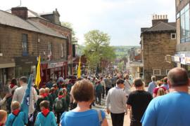 Saint George's day parade
